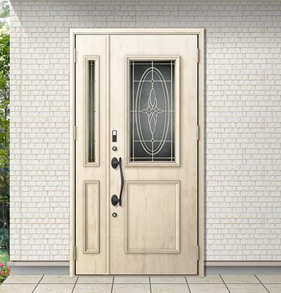 リクシル玄関ドアジエスタ2 C14型イメージ